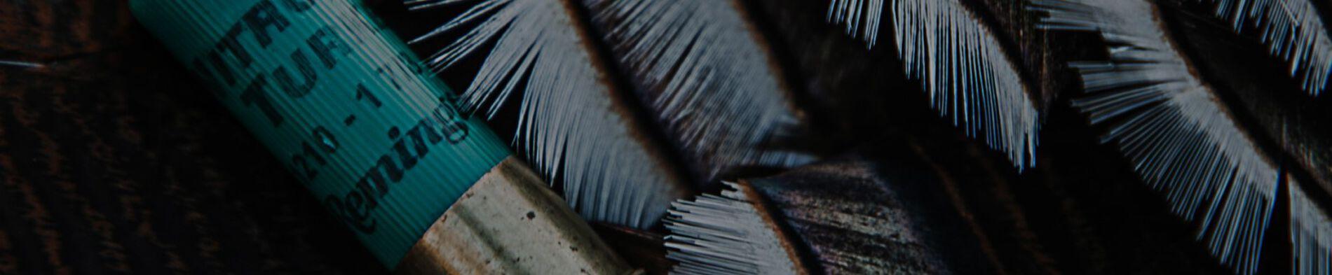 Nitro Turkey Shell with Turkey Feathers