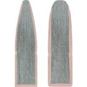 Core-Lokt Pointed Soft Point and Core-Lokt Soft Point cutaway