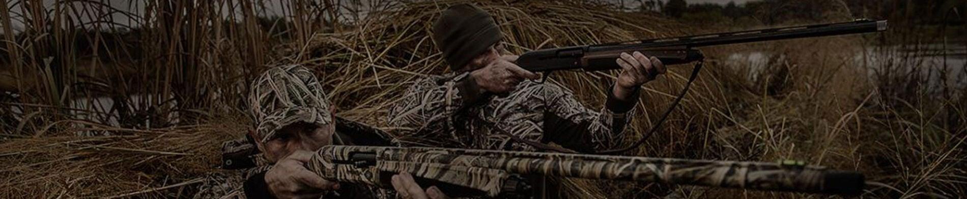 Shooting Waterfowl