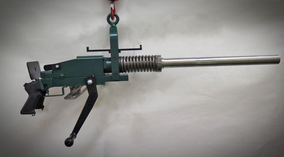 8ga boiler gun hanging