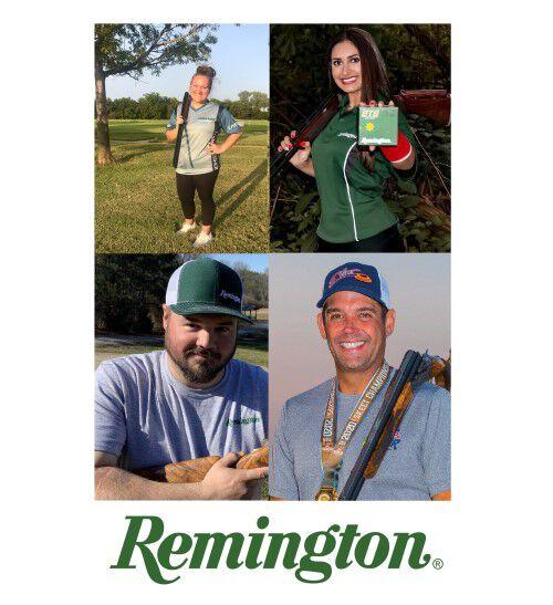 new shotgun shooters added to team remington