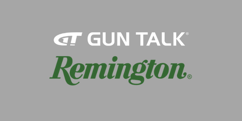 Gun Talk and Remington Logo