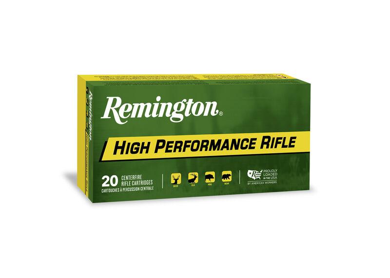 High Performance Rifle