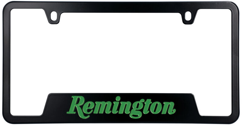 Remington License Plate Frame