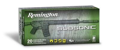 Subsonic Rifle