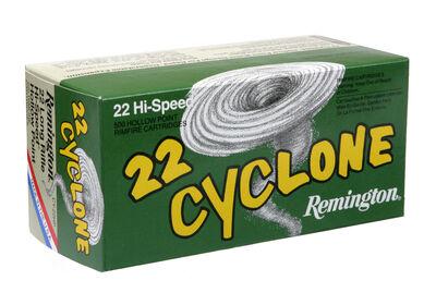 22 Cyclone