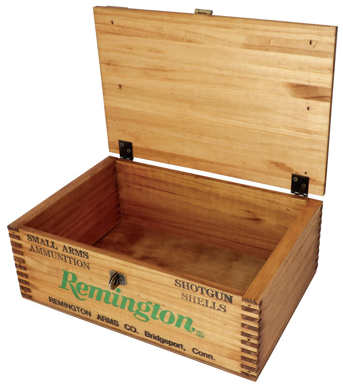 Remington Retro Ammo Box