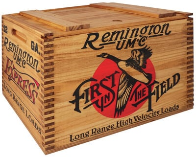 Remington UMC Retro Ammo Box