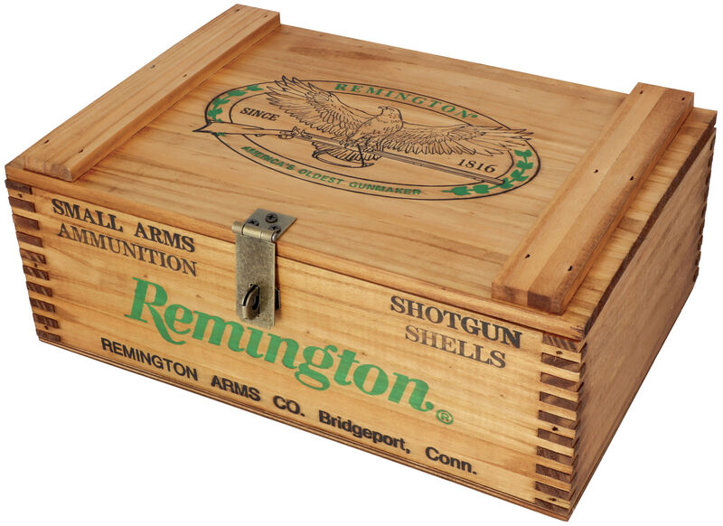 Remington Retro Ammo Box