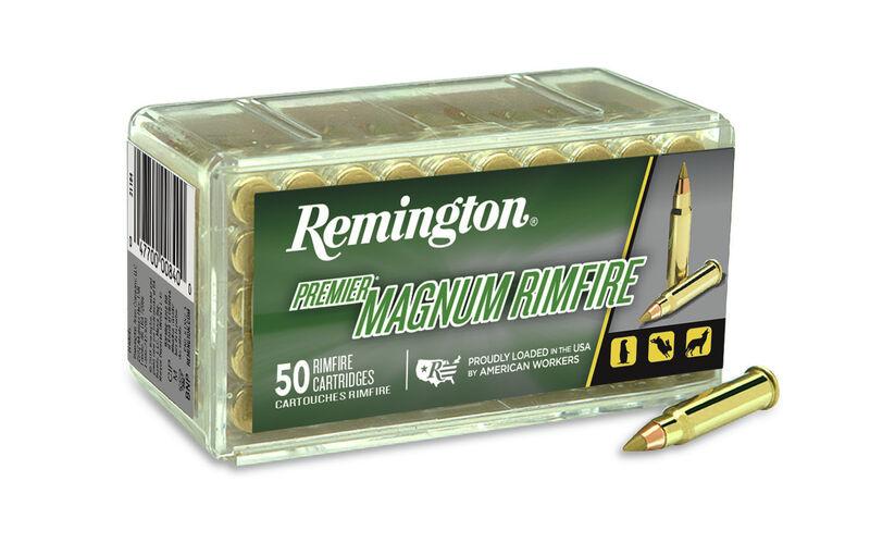Premier Magnum Rimfire