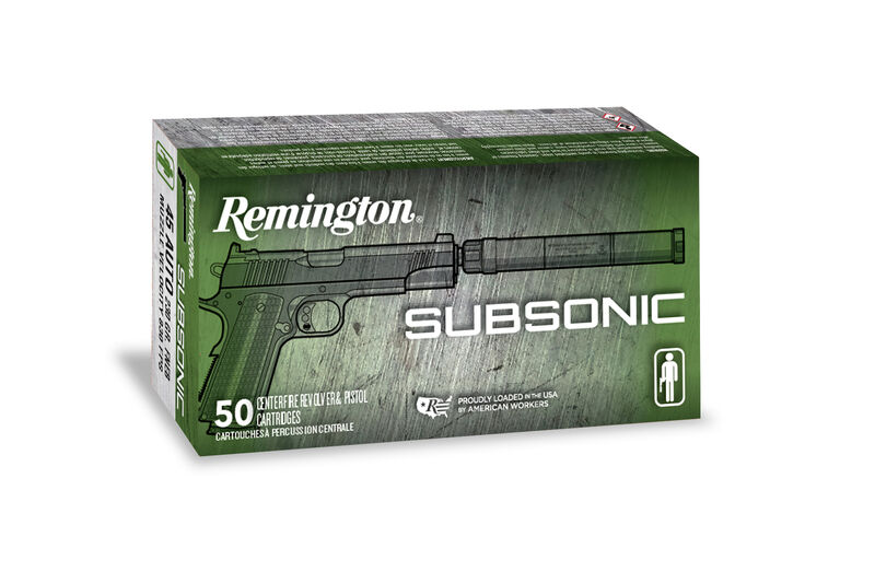 Subsonic Handgun