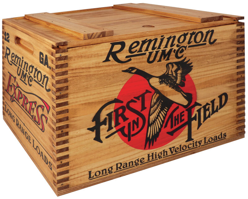 Remington UMC Retro Ammo Box